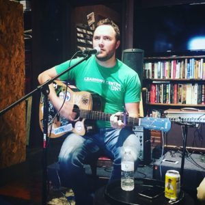 Joseph Wayne Miller at Cafe Bohemia